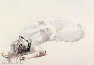 Dans la solitude agréable, de Marisa  Bigongiari