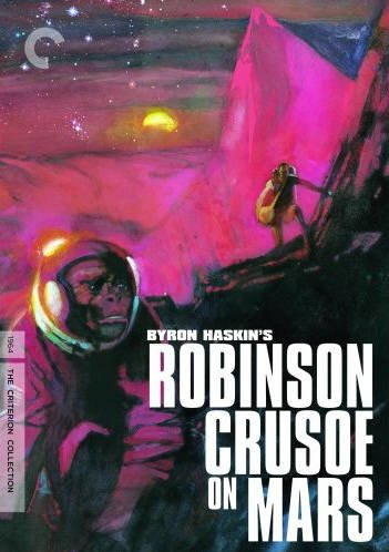 Robinson Crusoé sur Mars affiche